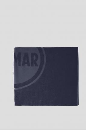 Чоловічий темно-синій рушник 1