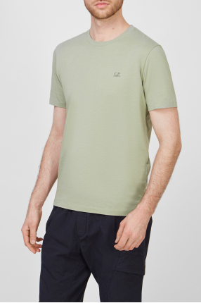 Чоловіча салатова футболка 1