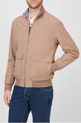 Чоловіча двостороння куртка 1