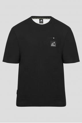 Мужская черная футболка NB All Terrain Pocket