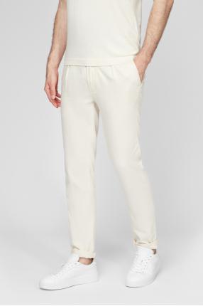 Чоловічі бежеві брюки 1