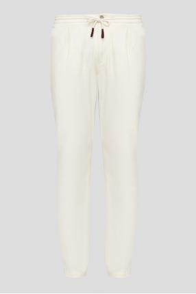 Чоловічі бежеві брюки