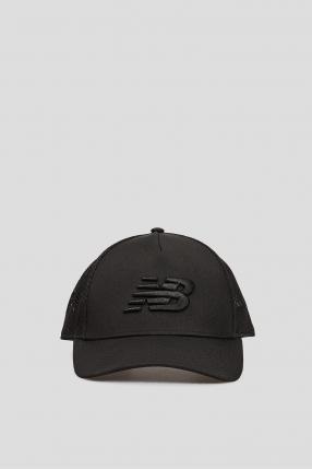 Черная кепка NBF Team Trucker