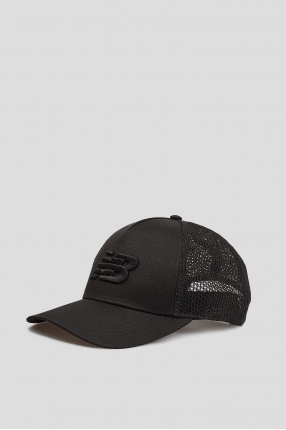 Черная кепка NBF Team Trucker 1
