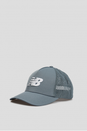 Сіра кепка NBF Team Trucker 1