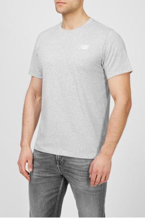 Мужская серая футболка Heathertech 1