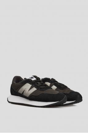 Женские черные кроссовки 237 1