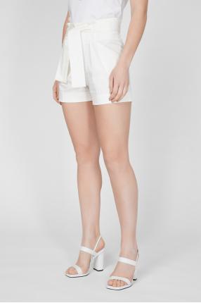 Жіночі білі шорти 1
