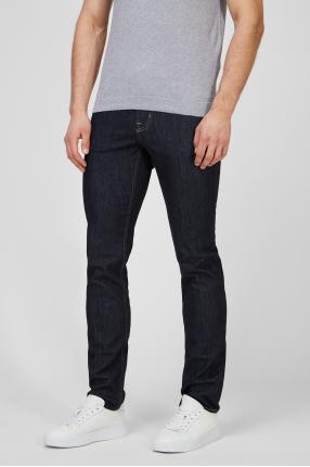 Мужские черные джинсы 1
