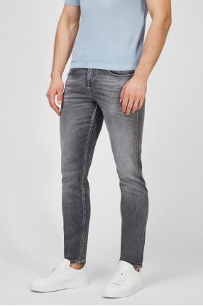 Мужские серые джинсы 1