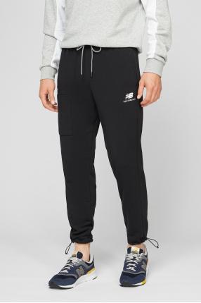 Мужские черные спортивные брюки ATHLETICS 1
