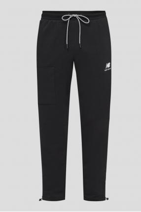 Мужские черные спортивные брюки ATHLETICS