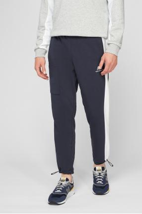 Мужские темно-синие спортивные брюки ATHLETICS 1