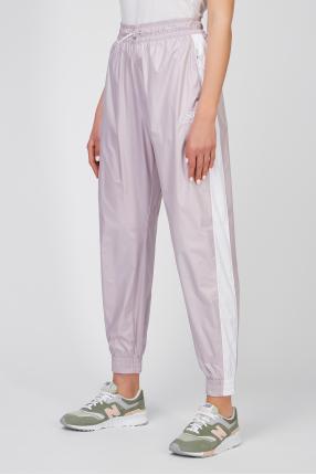 Женские пудровые спортивные брюки ATHLETICS WOVEN 1