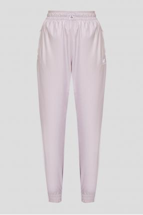 Женские пудровые спортивные брюки ATHLETICS WOVEN