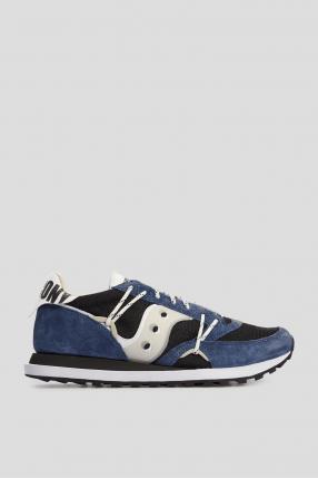 Мужские замшевые кроссовки Jazz DST