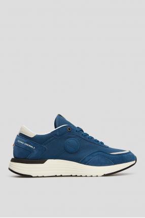 Чоловічі сині кросівки