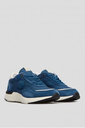 Чоловічі сині кросівки 1