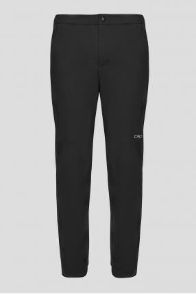 Чоловічі чорні спортивні штани