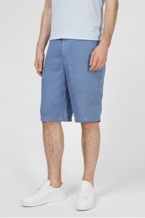 Чоловічі сині шорти 1