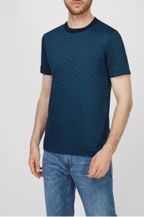 Чоловіча футболка у смужку 1