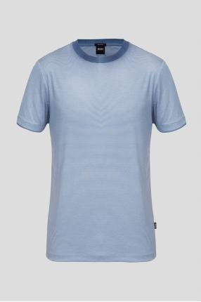 Чоловіча футболка у смужку
