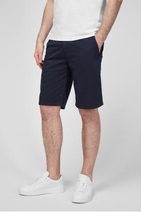 Мужские темно-синие шорты 1
