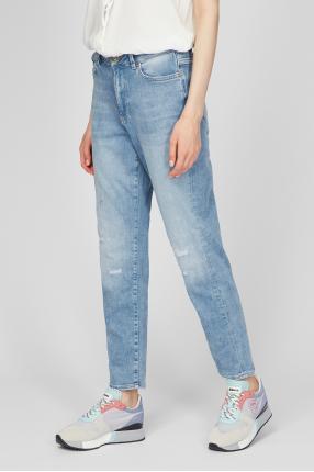 Женские голубые джинсы Lucie 1