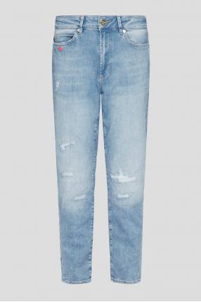 Женские голубые джинсы Lucie