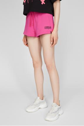 Жіночі рожеві шорти 1