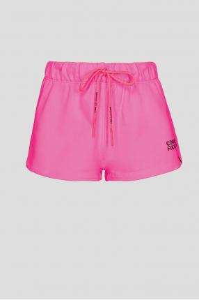 Жіночі рожеві шорти