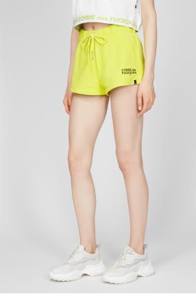 Жіночі жовті шорти 1