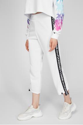 Женские белые брюки 1