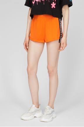 Жіночі помаранчеві шорти 1