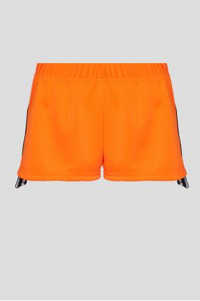 Жіночі помаранчеві шорти