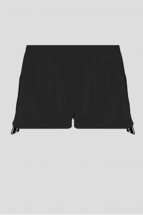 Жіночі чорні шорти