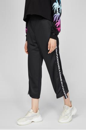 Жіночі чорні брюки 1