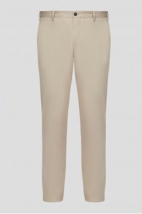 Чоловічі бежеві штани