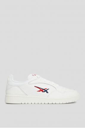 Мужские белые кроссовки Skycourt