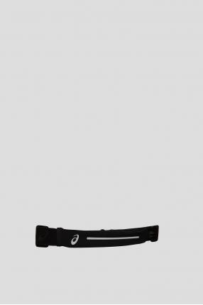 Чорна поясна сумка 1