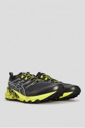 Чоловічі чорні кросівки Gel-Trabuco Terra 1