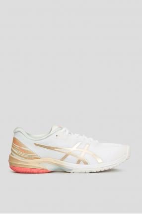 Женские белые кроссовки Court Speed FF L.E