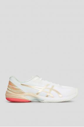 Женские белые кроссовки Court Speed FF Clay L.E