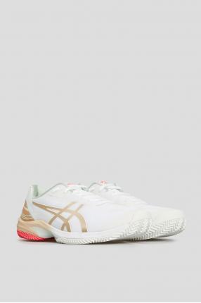 Женские белые кроссовки Court Speed FF Clay L.E 1