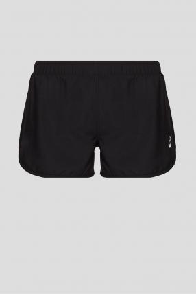 Женские черные шорты