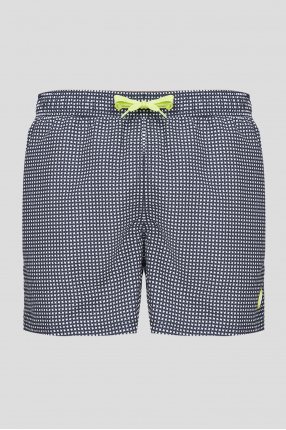 Мужские плавательные шорты с узором