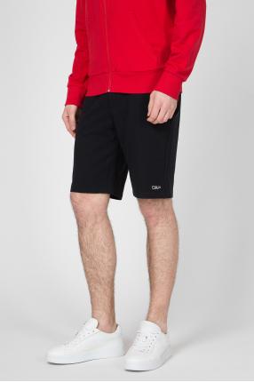 Мужские черные шорты 1