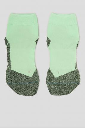 Жіночі м'ятні шкарпетки для бігу