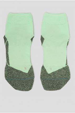 Женские мятные носки для бега