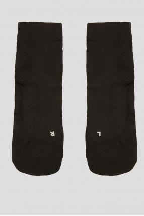 Женские черные носки для бега